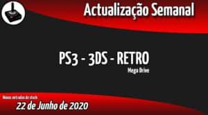Jogos Usados PS3 - 3DS - RETRO