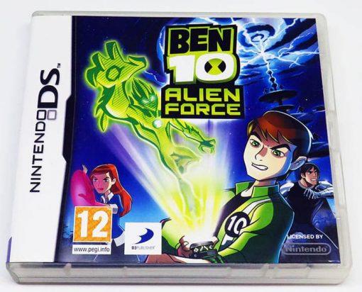 Ben 10 Alien Force NDS
