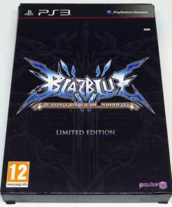 BlazBlue: Continuum Shift - Limited Edition PS3