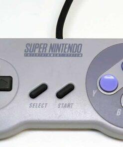 Acessório Usado Super Nintendo Comando US