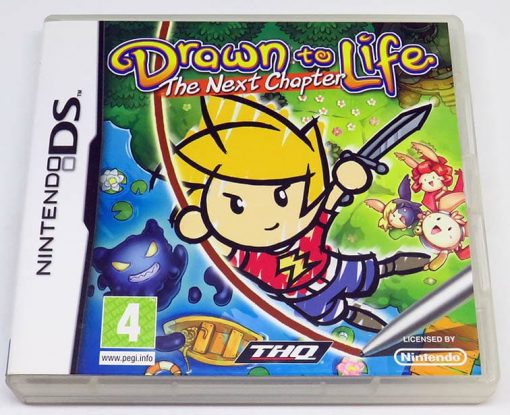 Drawn to Life: The Next Chapter NDS