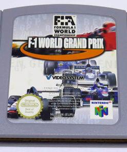 F-1 World Grand Prix CART N64