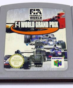 F-1 World Grand Prix CART N64
