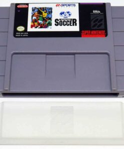FIFA International Soccer NTSC US CART SNES
