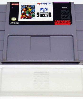 FIFA International Soccer NTSC US CART SNES