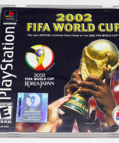 FIFA World Cup 2002 NTSC US PS1