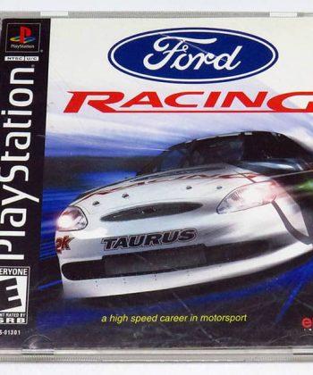 Ford Racing NTSC US PS1