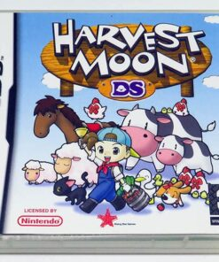 Harvest Moon DS NDS