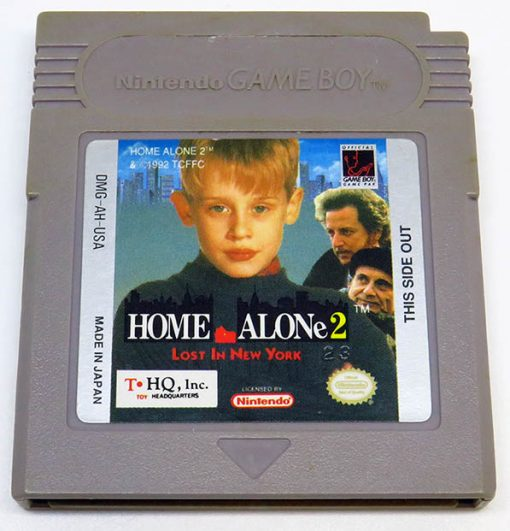 Home Alone 2: Lost in New York US CART GAME BOY