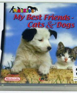 My Best Friends Cats & Dogs NDS