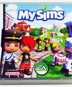 MySims NDS