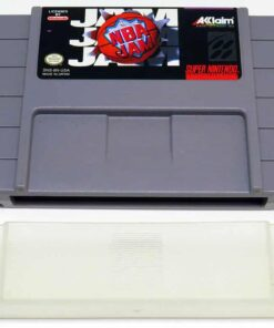 NBA Jam NTSC US CART SNES