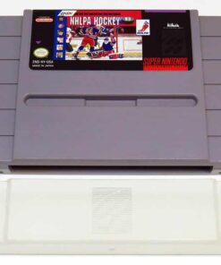 NHLPA Hockey 93 NTSC US CART SNES