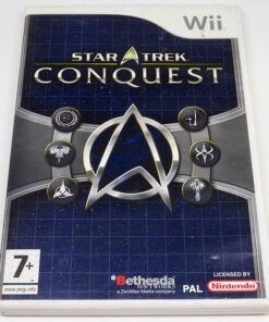 Star Trek Conquest WII