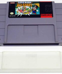 Super Mario All-Stars NTSC US CART SNES