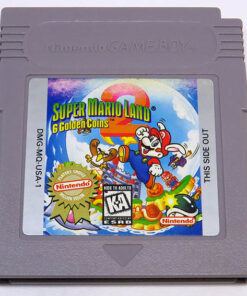 Super Mario Land 2: 6 Golden Coins US GAME BOY