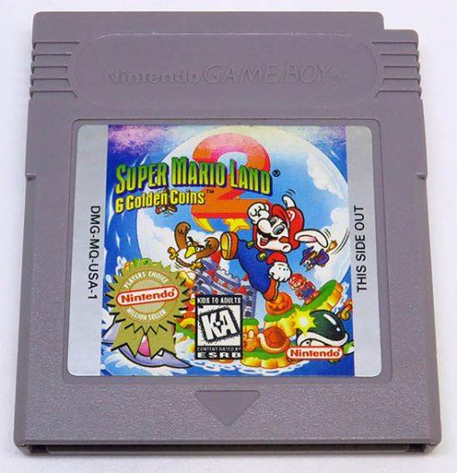Super Mario Land 2: 6 Golden Coins US GAME BOY