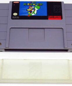 Super Mario World NTSC US CART SNES