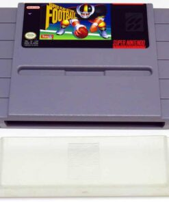 Super Play Action Football NTSC US CART SNES