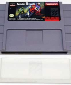Suzuka 8 Hours NTSC US CART SNES