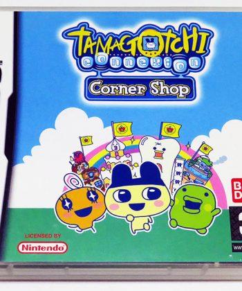 Tamagotchi Connexion Corner Shop NDS