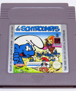 The Smurfs FR US CART GAME BOY