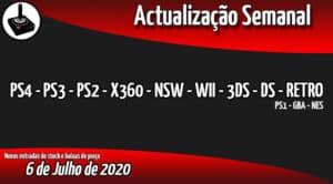 Jogos Usados e Baixas de Preço PS4 - PS3 - PS2 - X360 - NSW - WII - 3DS - DS - RETRO
