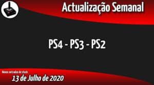 Jogos Usados PS4 - PS3 - PS2