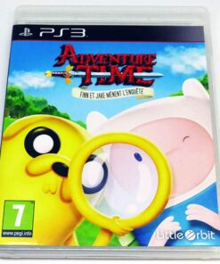 Adventure Time: Finn and Jake Investigations FR PS3