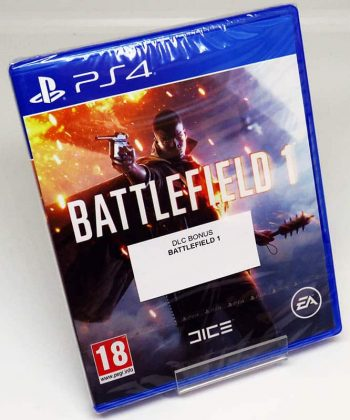 Battlefield 1 (C/ DLC Bonus) PS4
