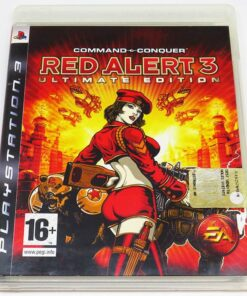 Command & Conquer: Red Alert 3 - Ultimate Edition ITA PS3