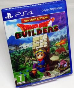 Dragon Quest Builders - Day One Edition PS4