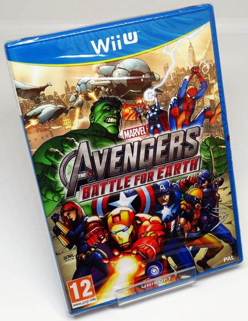 Marvel Avengers: Battle for Earth WII U