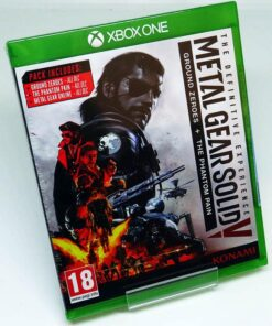 Metal Gear Solid V: The Definitive Experience XONE