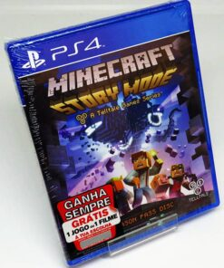 Minecraft Story Mode - Season Pass Disc PS4