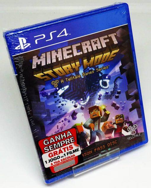 Minecraft Story Mode - Season Pass Disc PS4