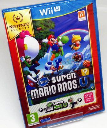 New Super Mario Bros. U + New Super Luigi U WII U