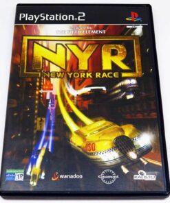 NYR: New York Race PS2