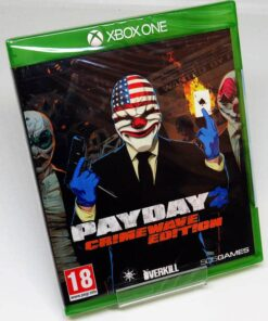 Payday 2 - Crimewave Edition XONE