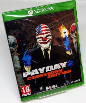 Payday 2 - Crimewave Edition XONE