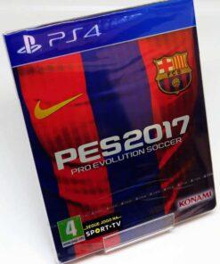 Pro Evolution Soccer 2017 Steelbook PS4