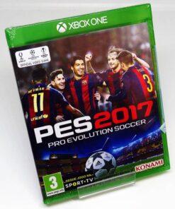 Pro Evolution Soccer 2017 XONE