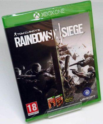 Tom Clancy's Rainbow Six Siege XONE