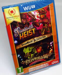 Steamworld Collection WII U
