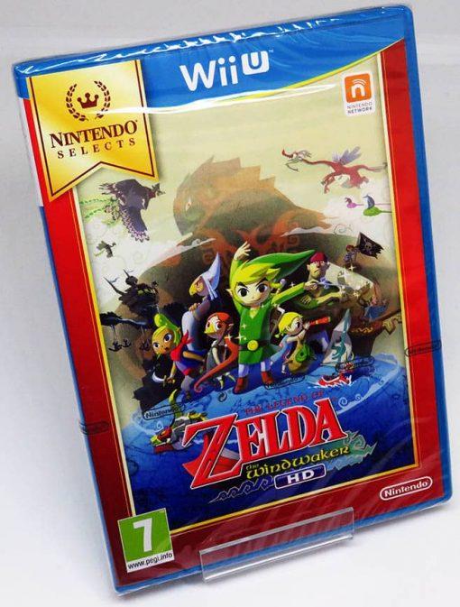 The Legend of Zelda: Wind Waker HD WII U