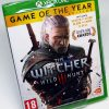 The Witcher III: Wild Hunt - Game of the Year Edition XONE