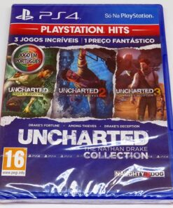 Uncharted: The Nathan Drake Collection (2) PS4 Hits