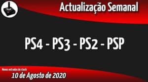 Jogos Usados PS4 - PS3 - PS2 - PSP