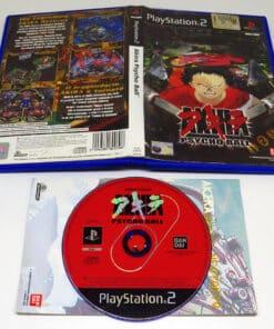 Akira Psycho Ball ITA PS2