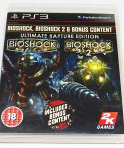 Bioshock: Ultimate Rapture Editon PS3
